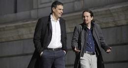 El PSOE rechaza la oferta de Podemos para ir juntos en las listas del Senado