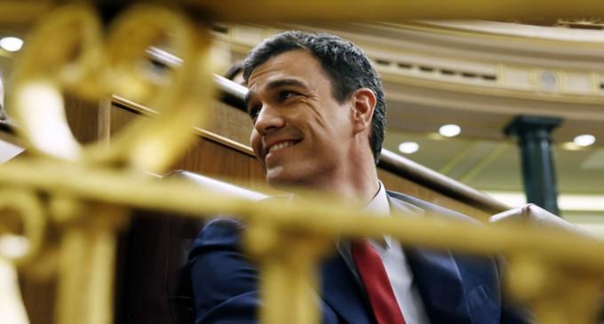 El PSOE, amo de llaves del Régimen del 78