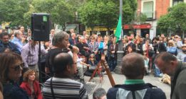 Alberto San Juan preestrena La España ingobernable en solidaridad con Andrés Bódalo
