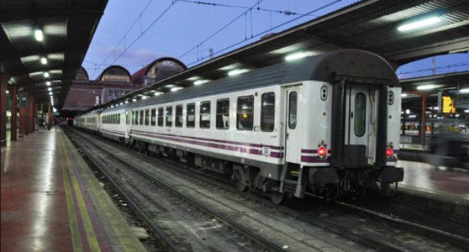 La última noche de los trenes nocturnos