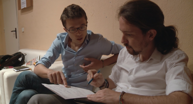 El documental de Podemos y las artes escénicas