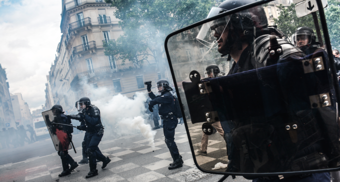 La temperatura social aumenta en Francia