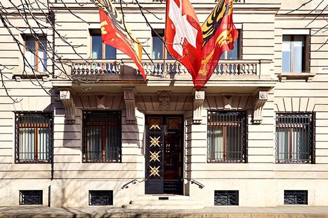 El banco suizo Lombard Odier opera desde 1796. FOTO: lombardodier.com