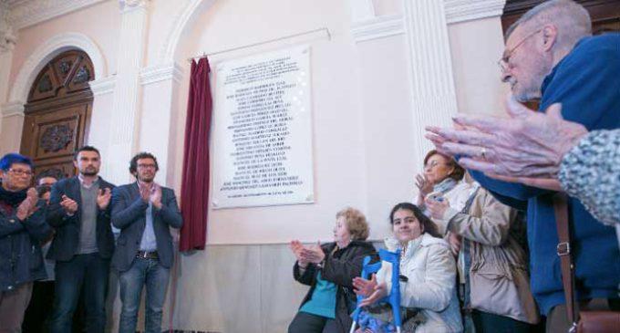 La memoria en Cádiz: un avance en meses de lo que el PP bloqueó durante años