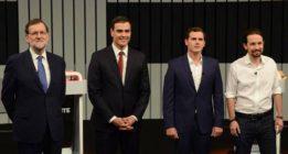 Rajoy se acomoda a la defensiva ante el desencuentro entre Sánchez e Iglesias