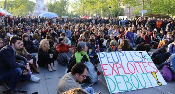 Los sindicatos tiran de la lucha social en Francia