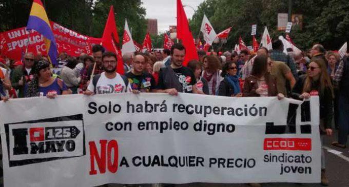 """""""Crear un sindicato mayoritario nuevo sería un desperdicio histórico"""""""