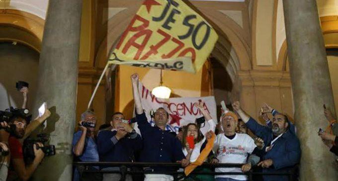 La Italia de los comunes: del Movimiento 5 Estrellas a Luigi De Magistris