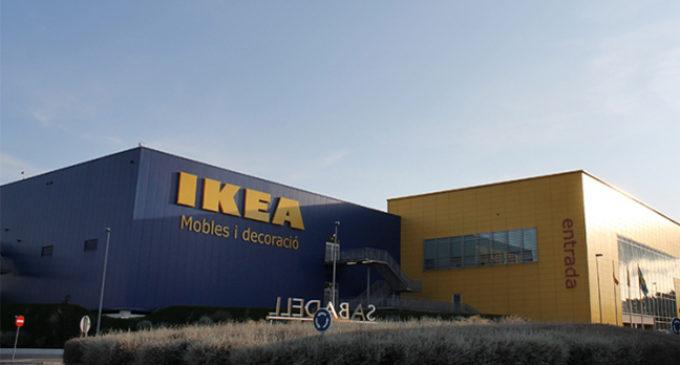 Ikea elude más de un millón de euros en impuestos en Sabadell
