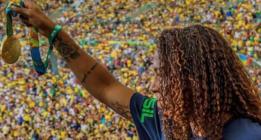 Río 2016 (y 5): Rafaela Silva, la excepción de una larga lista de discriminaciones
