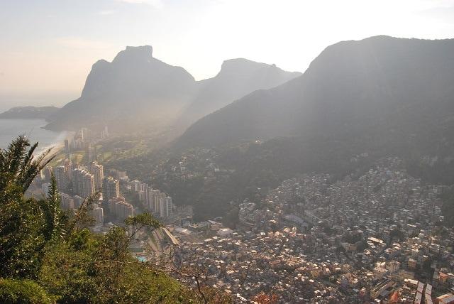 Vista de Barra da Tijuca