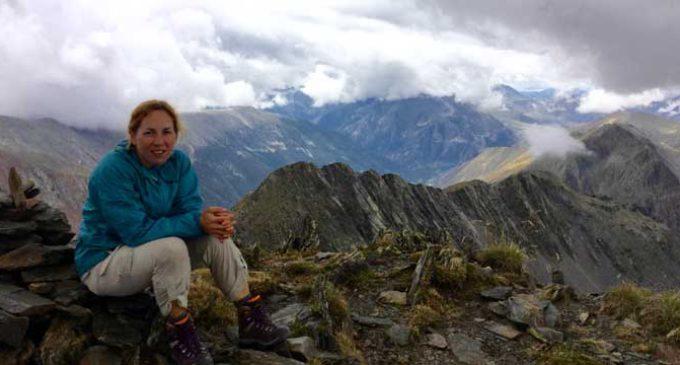 42 días atravesando los Pirineos… Sí, sola