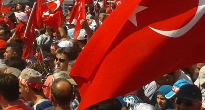 Yenikapi, un antes y un después para la Turquía de Erdogan