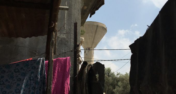 50 bombardeos sobre Gaza en una noche