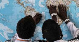 Los menores representan casi la mitad de todos los refugiados