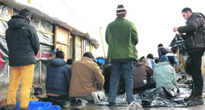 Calais, el fracaso de Europa