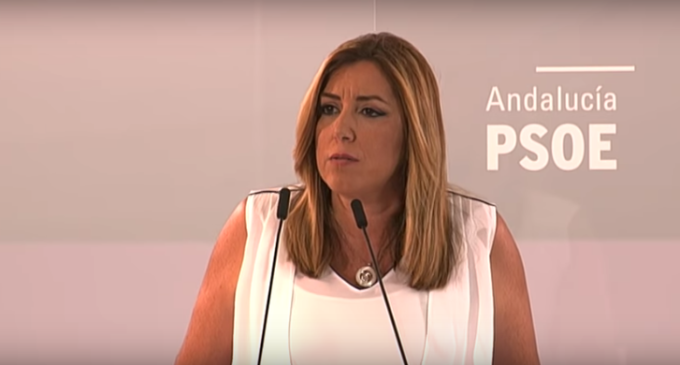 Susana Díaz quiere celebrar el congreso del PSOE una vez que haya gobierno