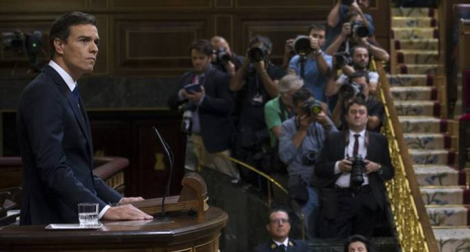 Rajoy devuelve la pelota a Pedro Sánchez