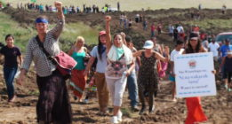 Victoria en Standing Rock, por ahora