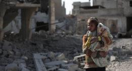 La crisis humanitaria se agrava en Alepo