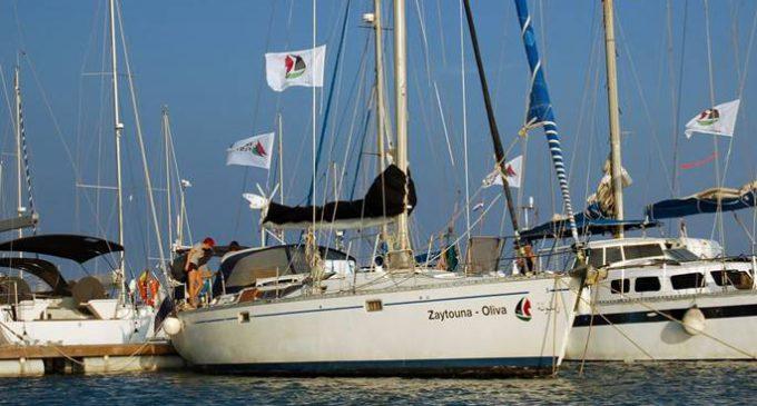 Barcos tripulados por mujeres contra el bloqueo a Gaza… y el patriarcado