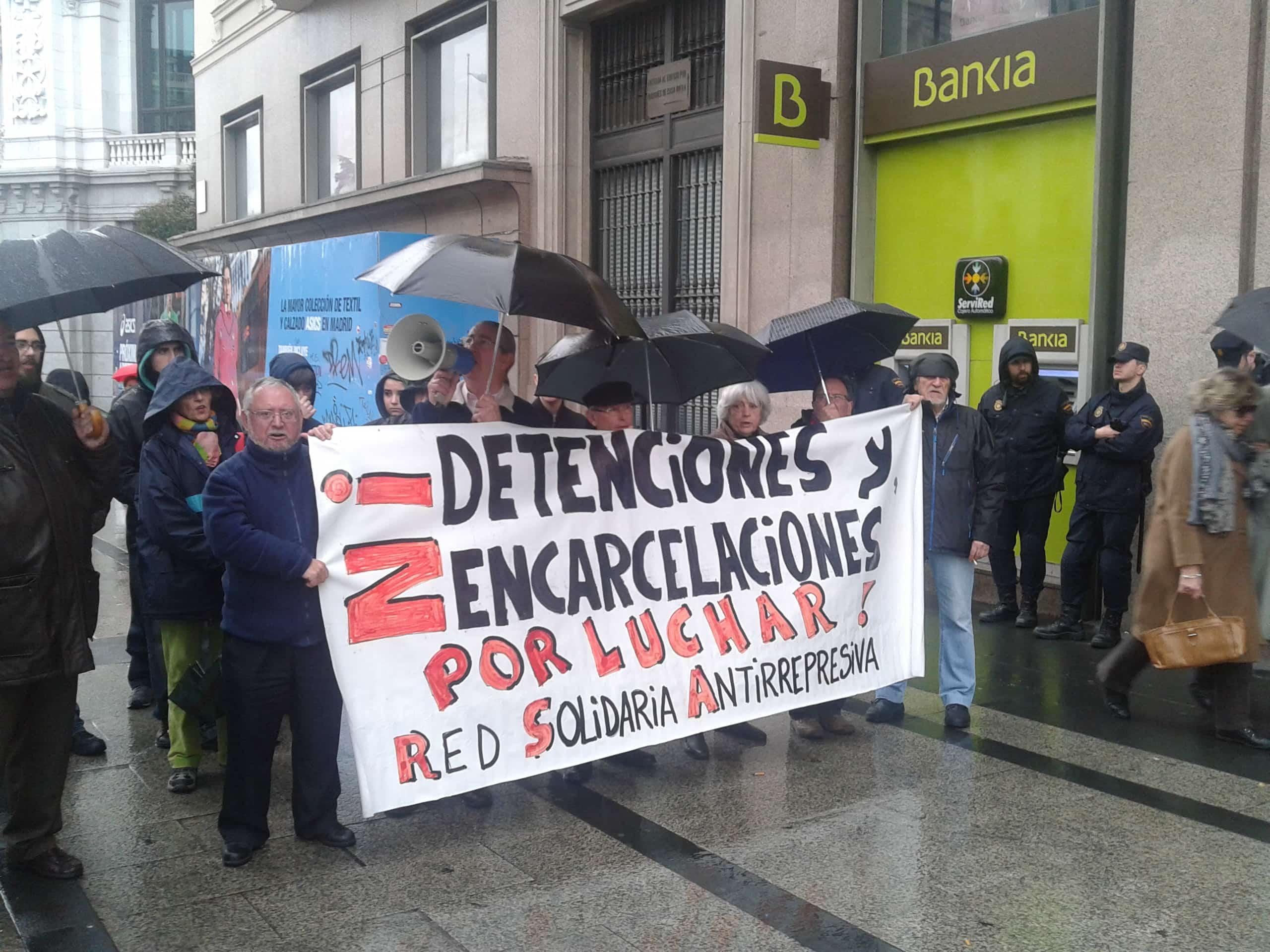 Estrasburgo admite a trámite la revisión de la sentencia de los condenados por Aturem el Parlament
