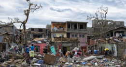 Directivos de Oxfam organizaron orgías con jóvenes haitianas durante su misión humanitaria