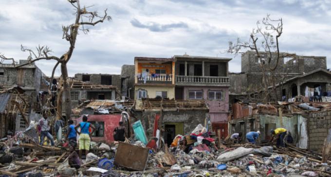 ¿Cómo puedo ayudar a Haití?