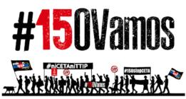 Más de 1.300 colectivos se manifiestan contra la pobreza y los tratados de libre comercio