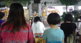 Tailandia, un país sumido en la incertidumbre tras la muerte de su rey