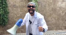 """Spiriman: """"Han aprovechado el ego de los médicos para politizar la sanidad"""""""
