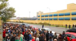 Los internos del CIE de Aluche en huelga de hambre abandonan la protesta durante dos días