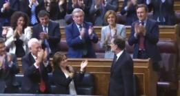 Mariano Rajoy es investido presidente gracias a un PSOE en descomposición