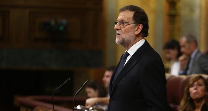 Rajoy anuncia el cese del Govern de Puigdemont y la celebración de elecciones