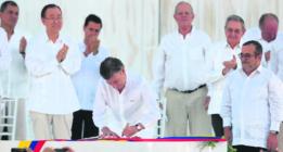 La república colombiana del Sagrado Corazón