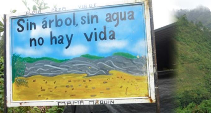 Hidroeléctricas insaciables en Guatemala