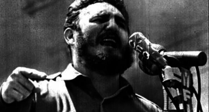 """""""La historia me absolverá"""", 5 discursos históricos de Fidel Castro"""