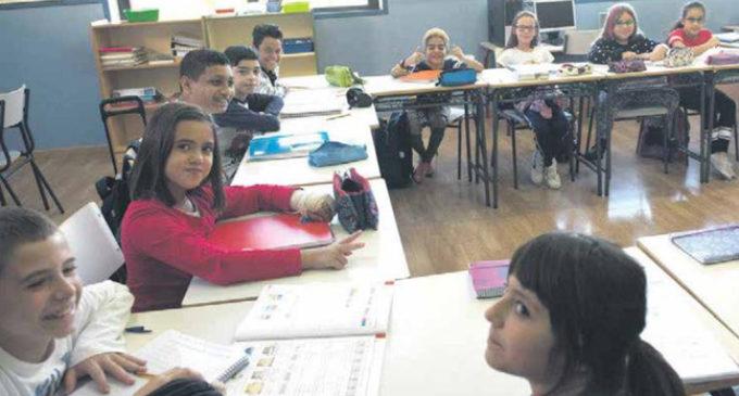 """""""En el colegio no hay inmigrantes, sólo niños y niñas"""""""