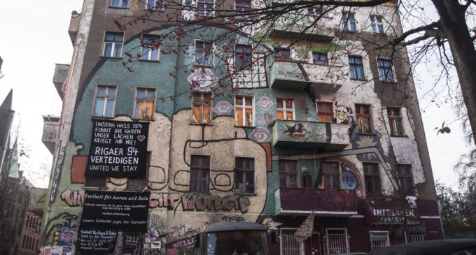 Berlín: la 'gentrificación' que asfixia proyectos sociales