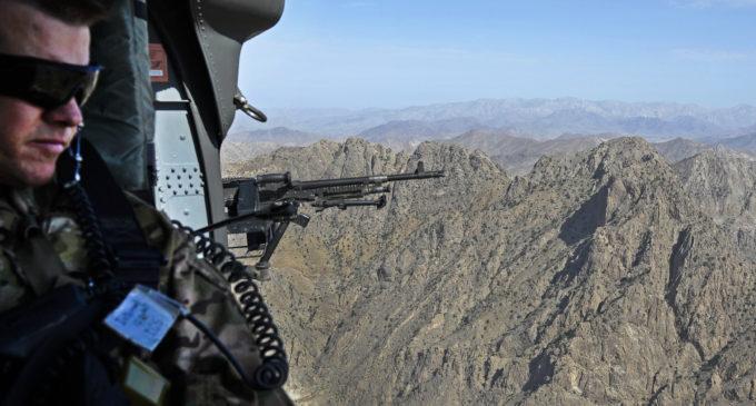 La interminable guerra en Afganistán se acaba de alargar