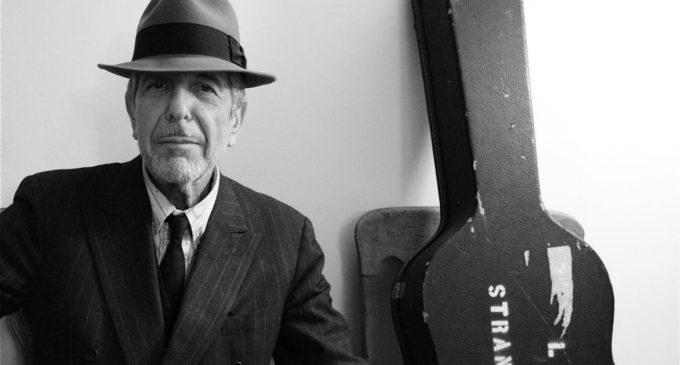 Se apaga la voz legendaria de Leonard Cohen