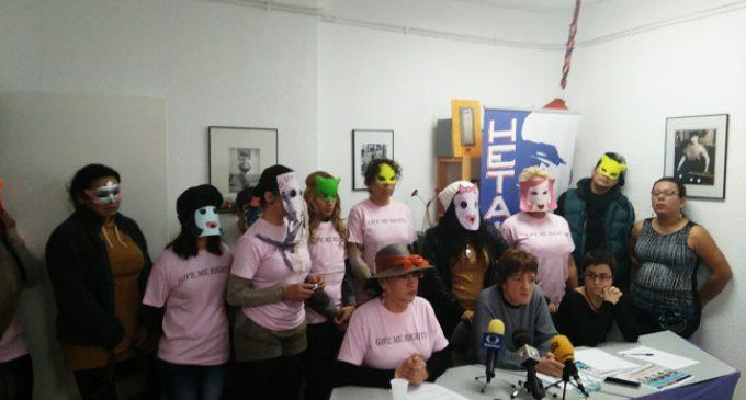 Prostitutas denuncian abusos policiales en el polígono Marconi de Villaverde