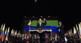 La paz sigue dividiendo a los colombianos