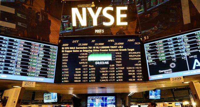 [VIDEO] Tres compañías controlan el 88% de la Bolsa de EEUU