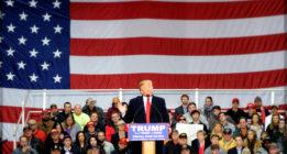 El negacionista Trump, otra amenaza para el cambio climático