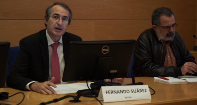 Profesores afectados por los plagios del rector de la URJC exigen su dimisión