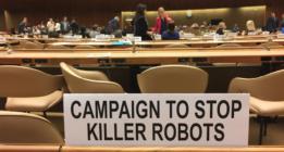 Rusia y Estados Unidos entorpecen la prohibición de los robots asesinos