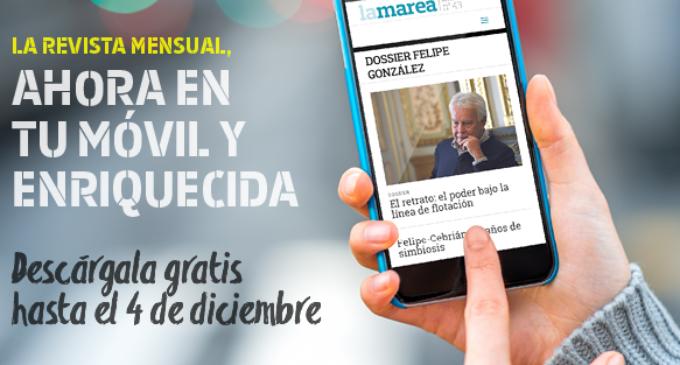 Prueba gratis la nueva revista digital, adaptada a tu móvil