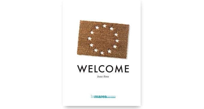 'Welcome', libro de relatos de Isaac Rosa, ya a la venta.