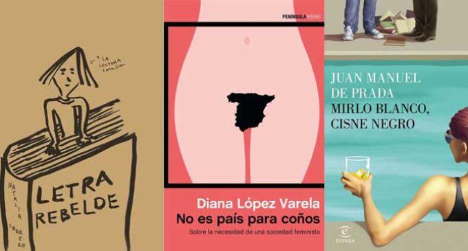Los diez mejores libros de 2016: de Patti Smith a ¡Juan Manuel de Prada!